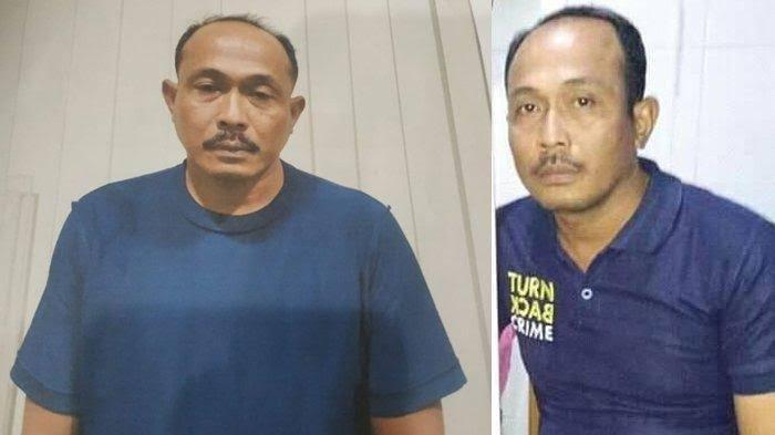 Polisi pembunuh dua gadis