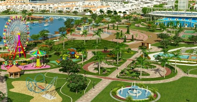 Công viên gần dự án The K Park VĂn Phú