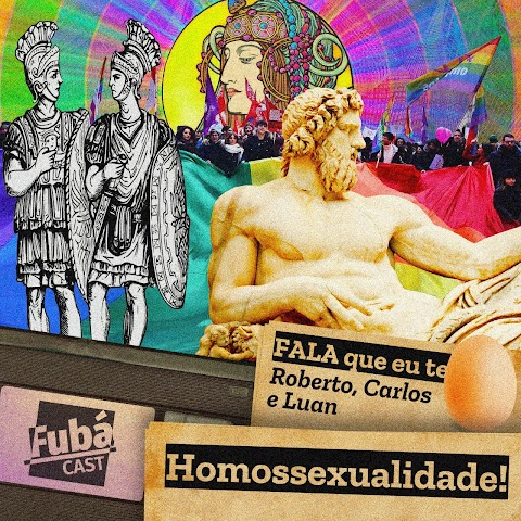 FALA que eu te Ovo (Roberto, Carlos e Luan) - Homossexualidade