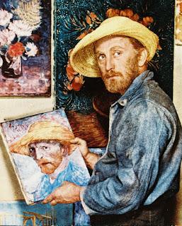 Kirk Douglas - Artist