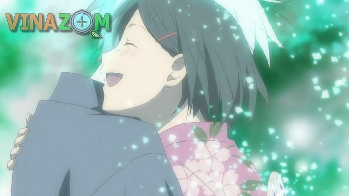 Phim anime - Khu rừng đom đóm