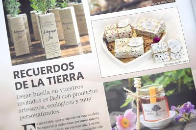 Revista Nupcial Novias España Verano 2018 nº55