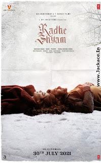 Radhe Shyam First Look Poster 9