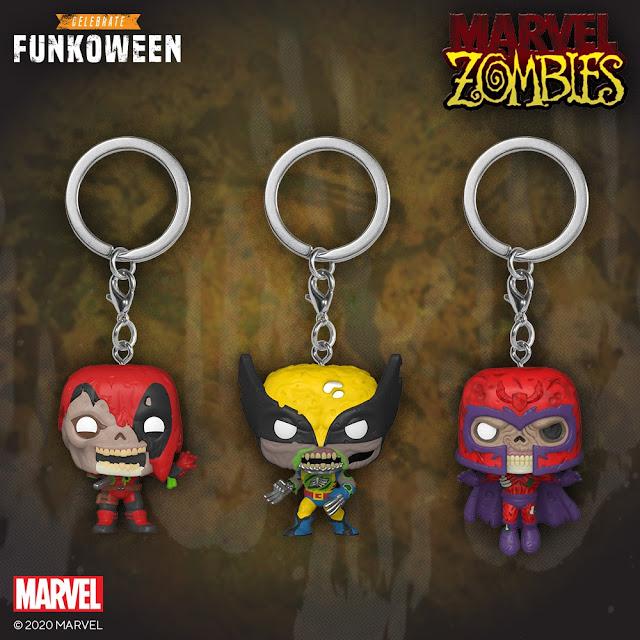 Funko Marvel Zombies