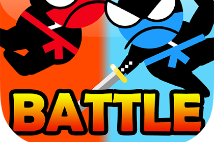 Jumping Ninja Battle – Two Player battle Action! Mod Apk (UNLIMITED COINS/GEMS/NO ADS)