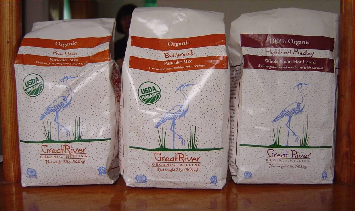 Great River Organic Milling Company