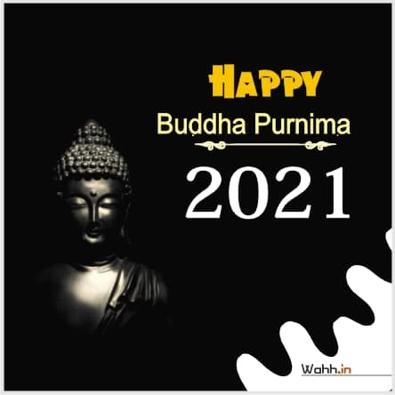 2021 Buddha Purnima Wishes Images Hindi