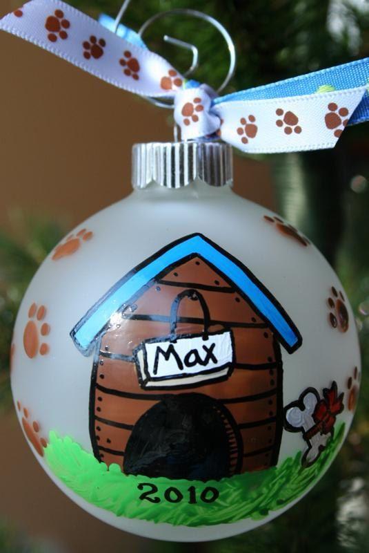 bola navideña especial mascotas