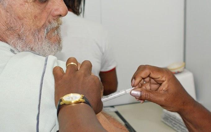Campanha Nacional de Vacinação contra Influenza começa na próxima segunda, dia 12 de abril