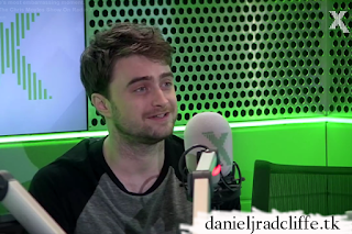Updated: Daniel Radcliffe on Radio X's The Chris Moyles Show