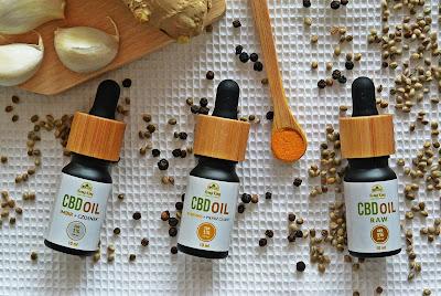 Olejki CBD - Zdrowie płynie z natury