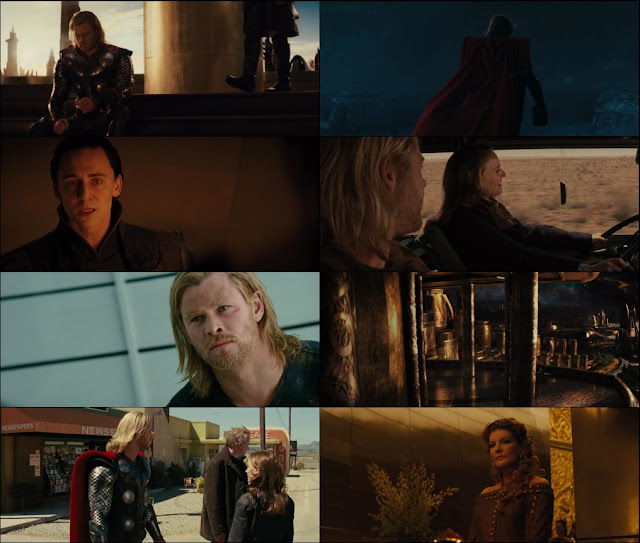 Thor 2011 Dual Audio ORG 1080p BluRay