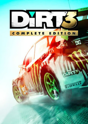 Capa do Dirt 3 Complete Edition
