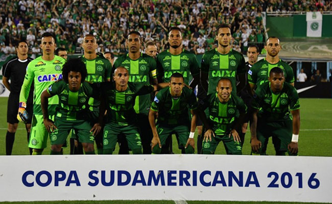 Chapecoense - Brazilian Soccer Team Plane Crash