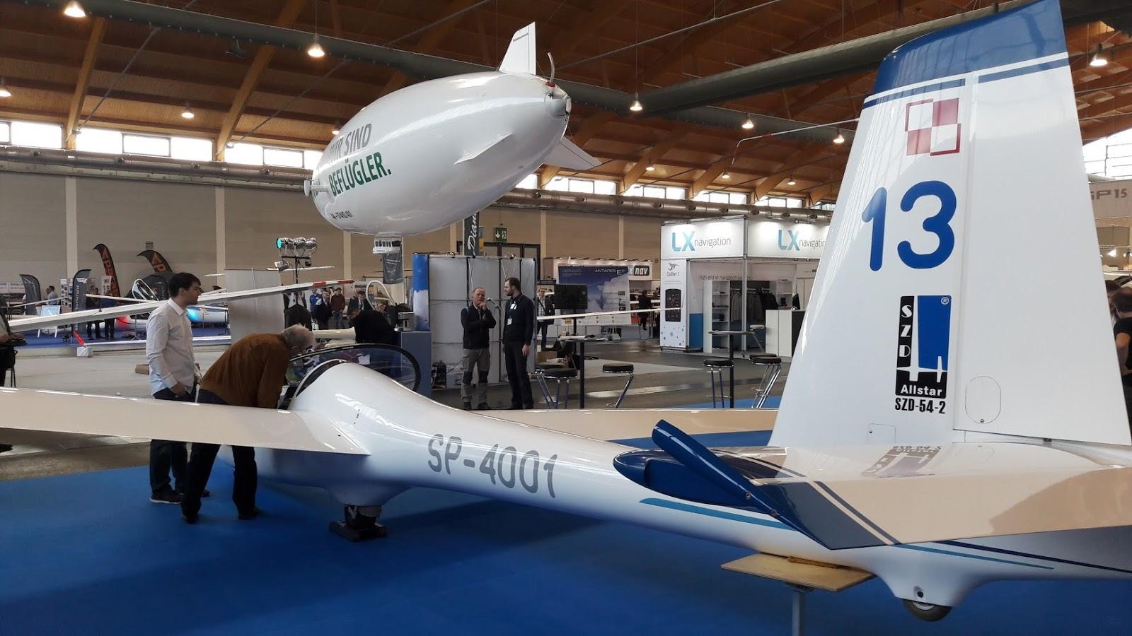 SZD-54-2 Perkoz i SZD-59 Acro