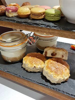 Review: Afternoon Tea at Marco Pierre White, Milton Keynes