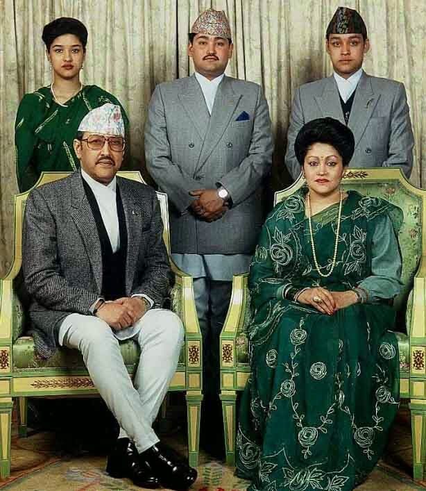 Nepalese royal tragedy | World History in photo