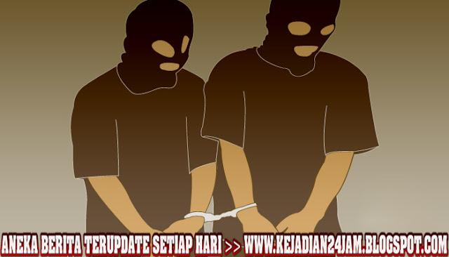 Kisah Tragis 2 Bandit Pencuri Senjata Api Polisi Di Pekanbaru
