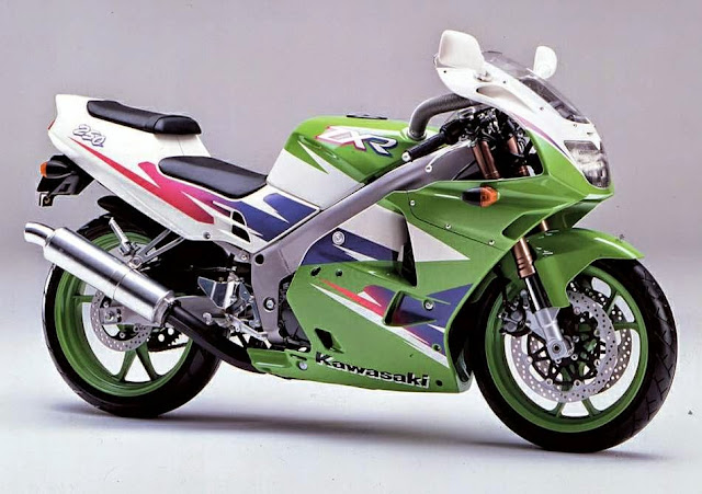 Kawasaki Bakal kembali Model Enjin 4 Silinder 250cc?