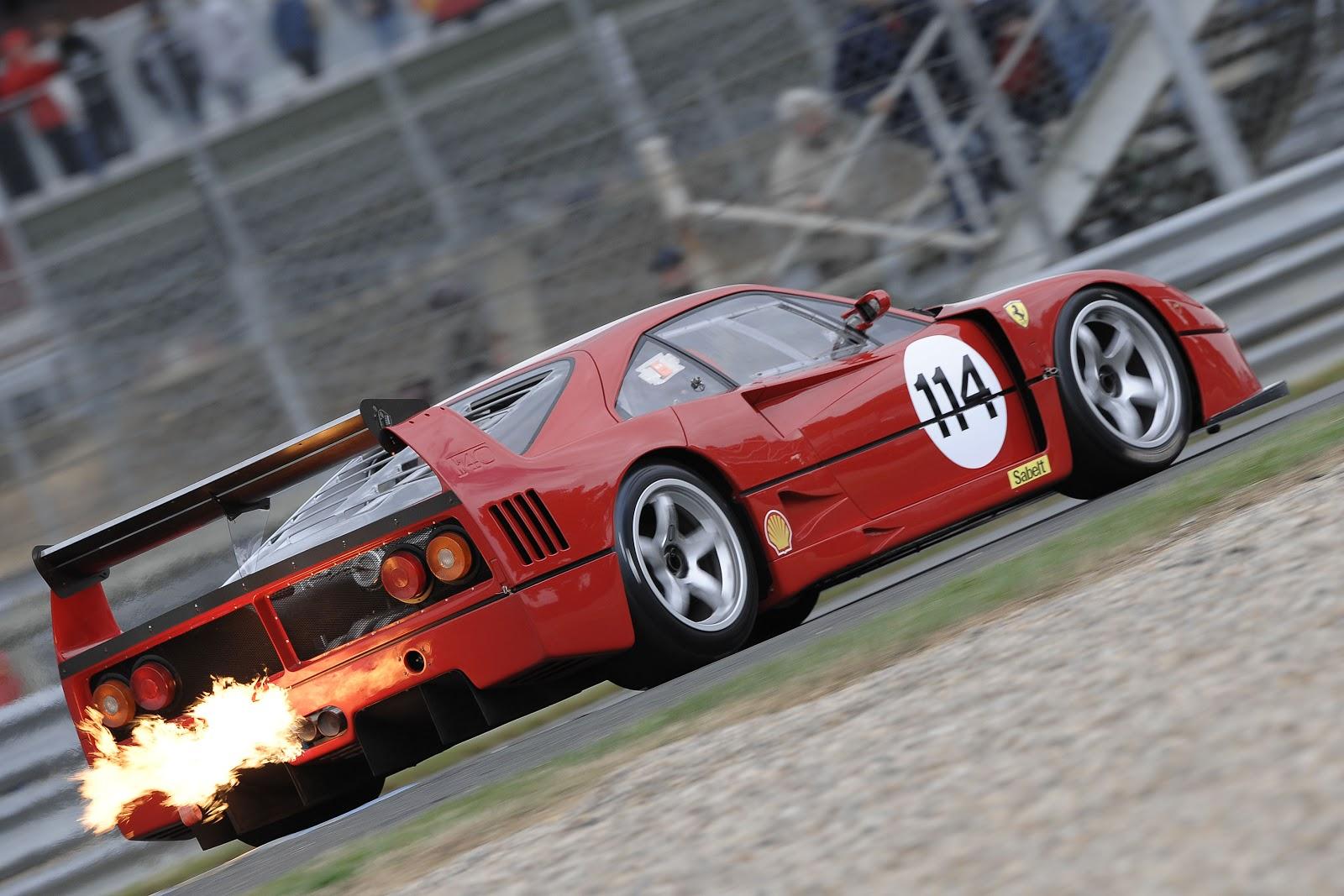 Supercar and Crypto Lover: La Ferrari F40, la vera regina ...