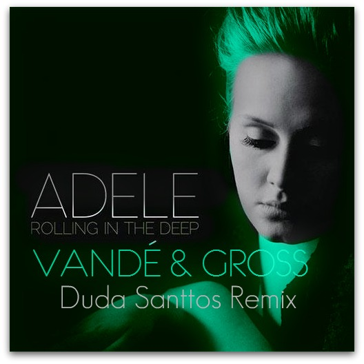 Adele Live Rolling In The Deep: Adele Rolling In The Deep Remix