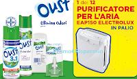 Logo Concorso ''Vinci purificatori per ambiente con Glade'' : 12 premi in palio