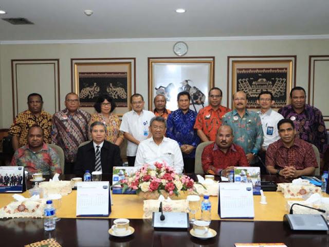 BPKP Siap Kawal Akuntabilitas PON XX 2020 Papua