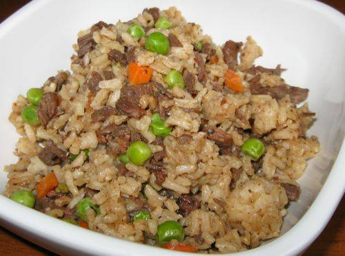 Beef And Vegetables Fried Rice Recipe Joan S Slow Cooker