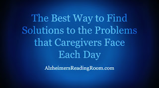 The Alzheimer's Reading Room is the best source of information for Alzheimer's caregivers.