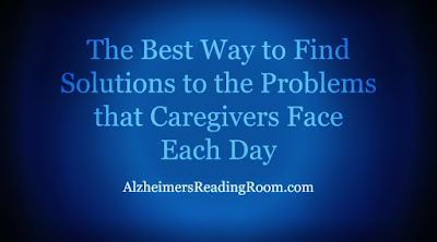 The Alzheimer's Reading Room and Bob DeMarco are true treasures to Alzheimer's patients and their loved ones, especially their caregivers.