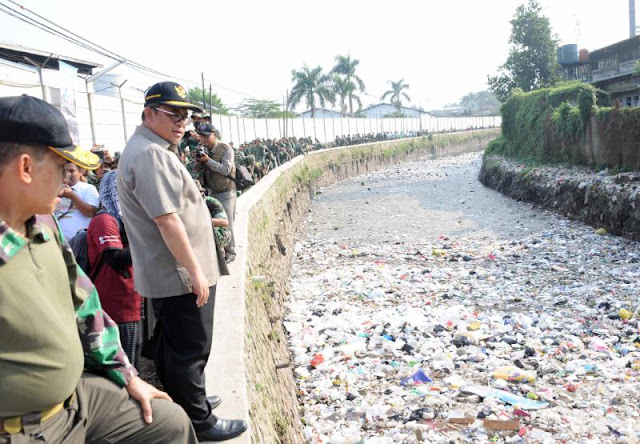 Pemprov Jabar Terus Berupaya Pulihkan Kondisi Sungai Citarum