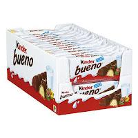 Lojas Americanas Chocolate Kinder Bueno C/30 - Ferrero