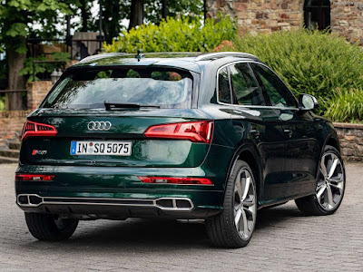 2020 Audi SQ5 Review, Specs, Price