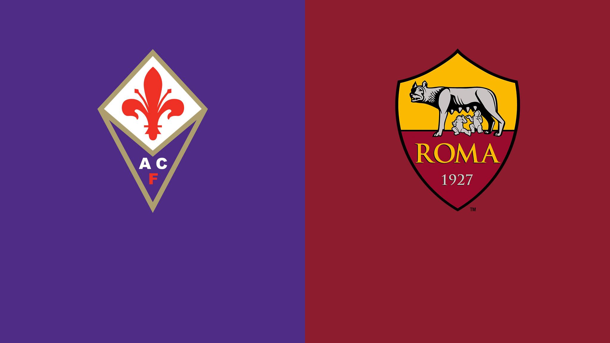بث مباشر مباراة روما وفيورنتينا