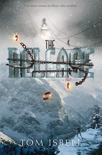 The Release by Tom Isbell book cover