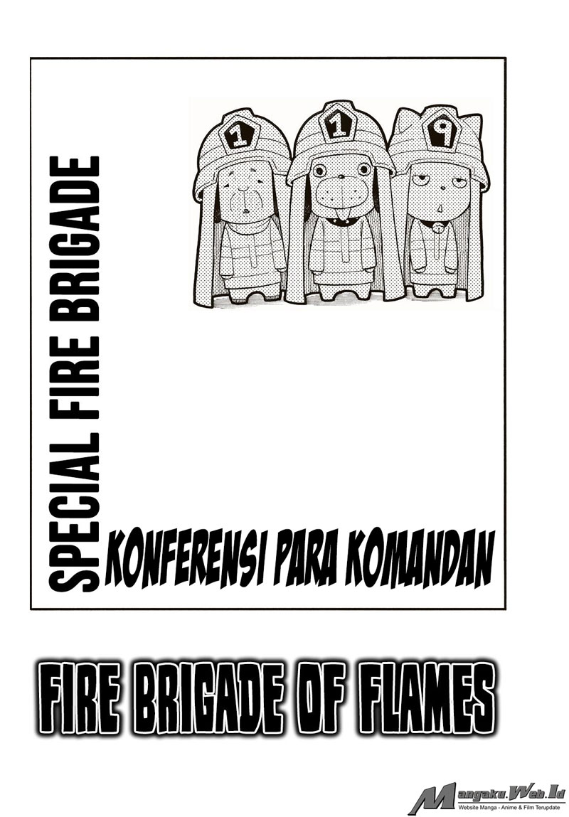 Fire Brigade of Flames Chapter 33-7