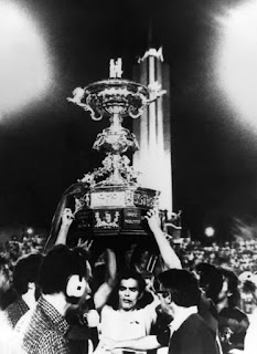 CR Flamengo Campeão do Troféu Ramón de Carranza de 1979