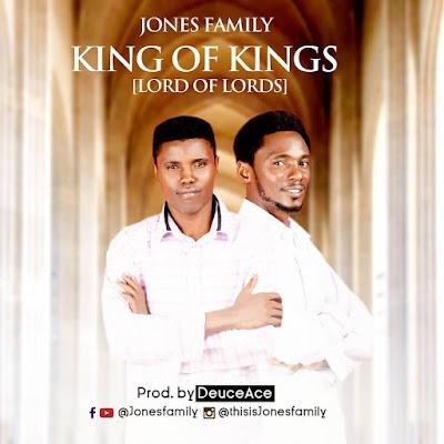 Jones Family - [King Of Kings]