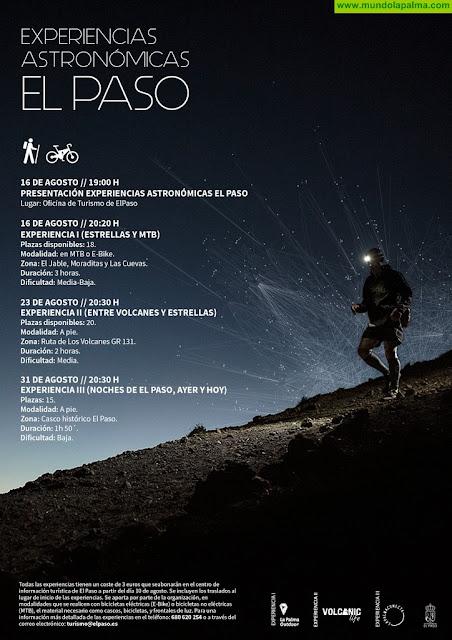 El Paso ofrece tres experiencias astronómicas en agosto