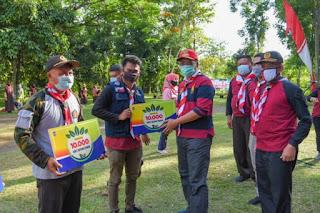 Ikhtiar Hijaukan NTB, Gubernur Serahkan 100 Ribu Bibit Pohon