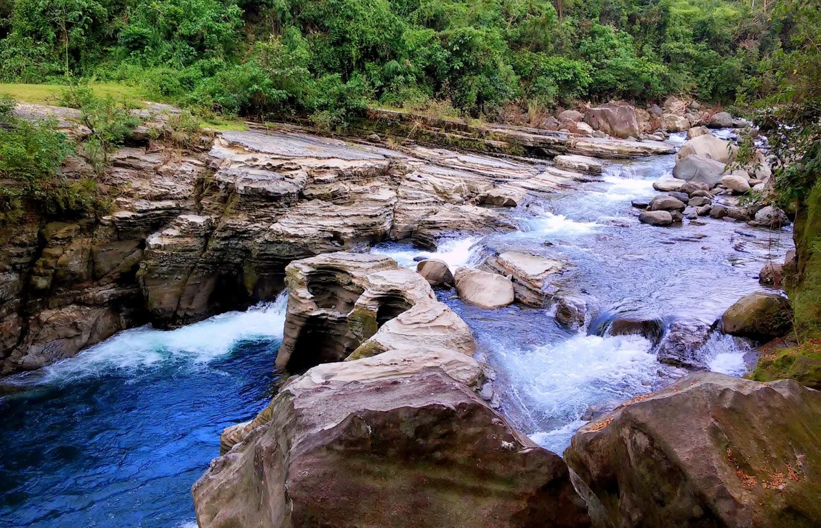 Baroro River Rapids San Gabriel La Union
