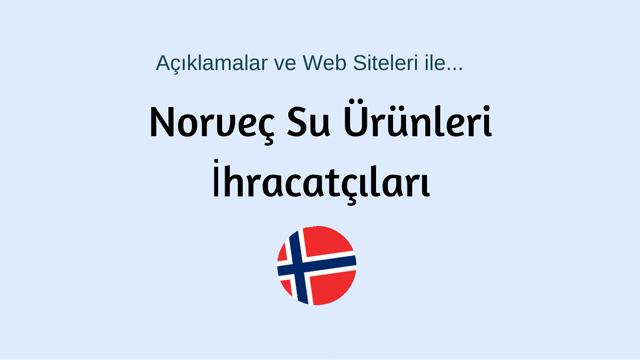 Norveç Dondurulmuş Uskumru İhracatçıları