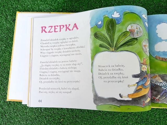 Recenzje Joanny Julian Tuwim Klasyka Wierszy Dla Dzieci
