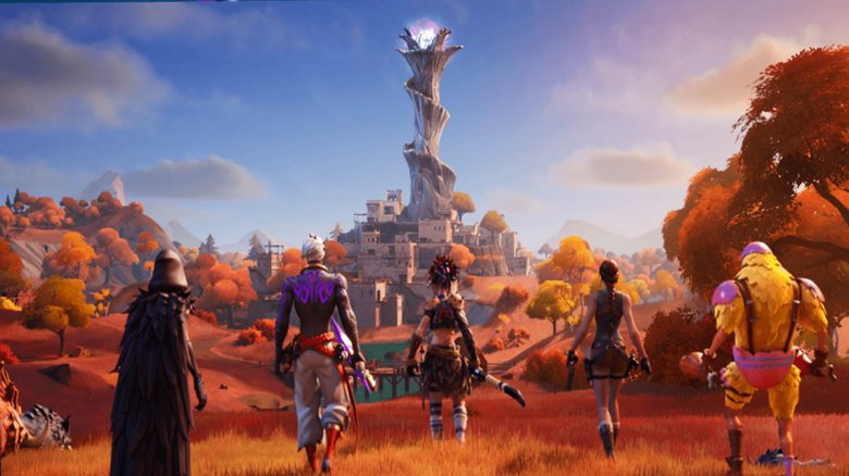 Fortnite: All locations of the Spire towers on the map of Season 6