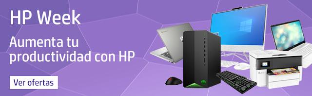 Top 10 ofertas HP Week de PcComponentes septiembre 2020