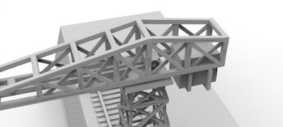 £2000 STRETCH GOAL DOCK CRANE picture 2