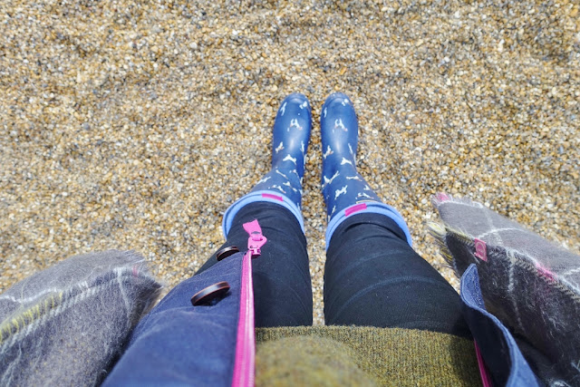 Wellies and countryside walks