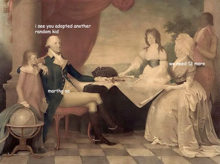 George Washington Memes are Fabulous