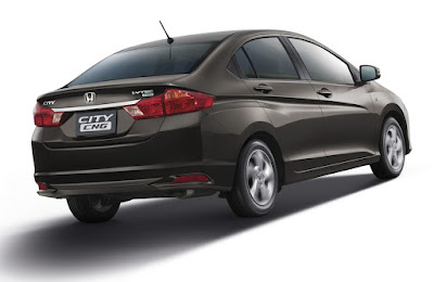 2016 Honda City Facelift CNG version image