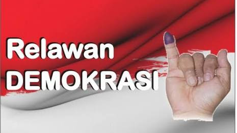 Relawan Demokrasi KPU Kota Bitung Resmi Dikukuhkan 2 September 2020